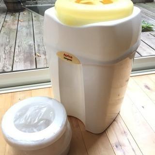 アップリカ Aprica オムツゴミ箱