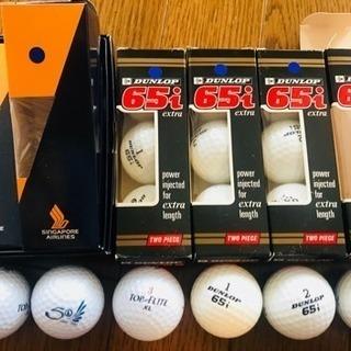 新品 ゴルフボール 3個に一箱 全部6箱