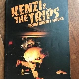 お値下げ‼️【KENZI & The TRIPS】バンドスコアブック