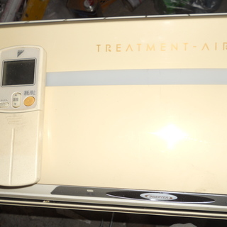大型の200V(家庭用)エアコン 冷媒はR410a 取り外し前は...