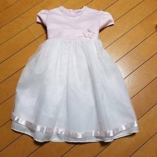 4T ドレス 七五三  ピンク  フォーマルにも