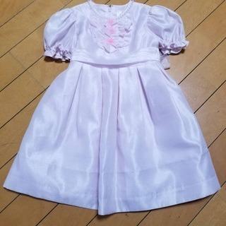 95サイズ  ピンク  ドレス  七五三にも