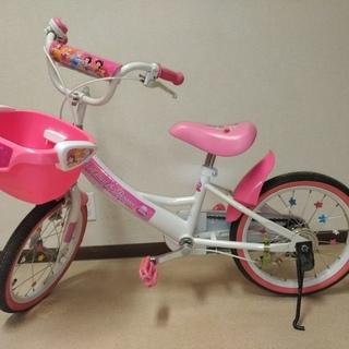 子供用自転車(ディズニー)