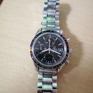 時計 OMEGA オメガ 人気モデル「スピードマスター・デイト」