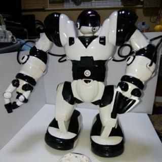 歩く・踊る・しゃべるロボット