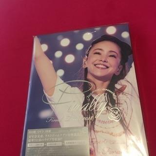 新品初回限定盤☆TSUTAYA特典付☆安室奈美恵 東京ドーム DVD