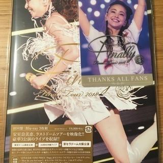 新品☆TSUTAYA特典付☆安室奈美恵 京セラドーム大阪 Blu...