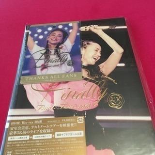 新品初回盤☆TSUTAYA特典付☆安室奈美恵 福岡ヤフオクドーム...