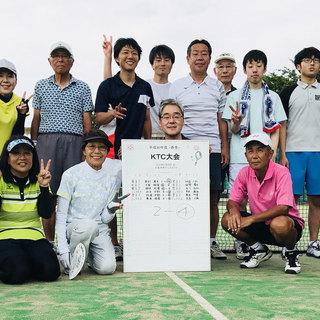 ソフトテニス 小金井市・小平市・国分寺市 メンバー募集