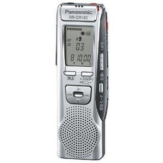 Panasonic ICレコーダー RR-QR160