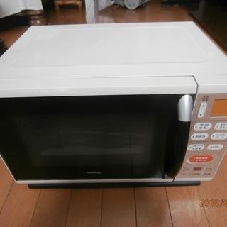 東芝製 石窯オーブンレンジ ER-J3(W)
