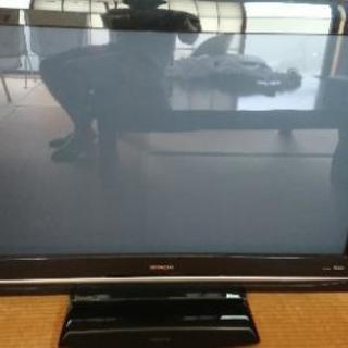 交渉中   42型大画面テレビ