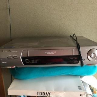 Panasonic製VHSビデオデッキ‼️