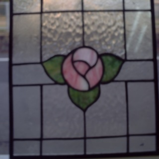 ステンドグラスパネル1日体験教室!
