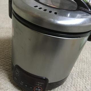 リンナイ ガス炊飯器 RR-050VMT 都市ガス用