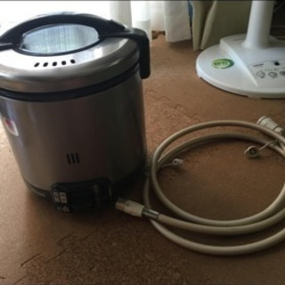 リンナイ rinnai ガス炊飯器 都市ガス用 RR-055GS-D
