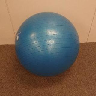 バランスボール(青)