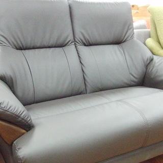 中古特選家具!ニトリの2人掛けソファーです!【トレファク府中店】