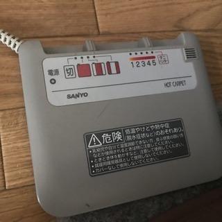 ホットカーペット&カーペット 電気カーペット