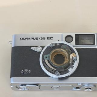 フィルムカメラ、部品取り用、0円