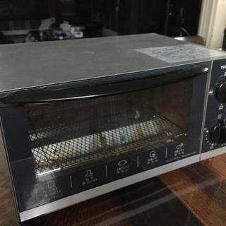 ★パンが4枚焼ける★オーブントースター★ピザも切らずに焼け…