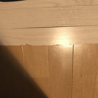 ニトリ ウッドカーペット アイボリ 6畳サイズ