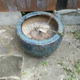 昭和レトロ、火鉢セット