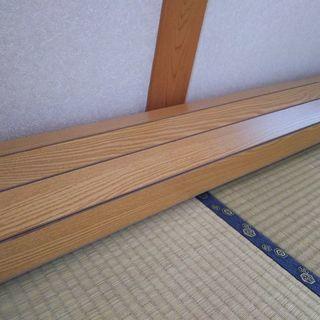 【 お取引中】ニトリの江戸間3畳ウッドカーペット