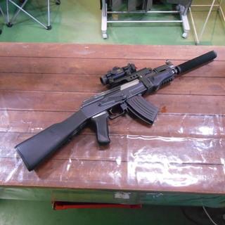 【磐田市見付】 東京マルイ 電動ガン エアガン AK-47 7....