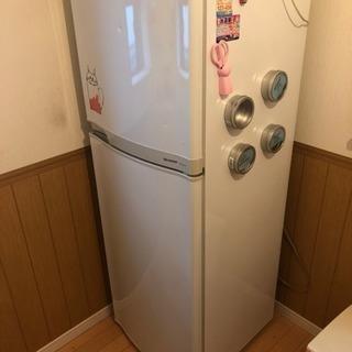 ナショナル ツードア冷蔵庫