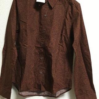 未使用 Mサイズ 長袖 ブラウス 定価2900