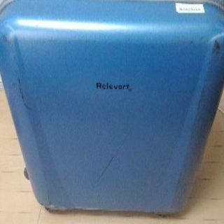 スーツケース キャリーバック トランク ベルト付