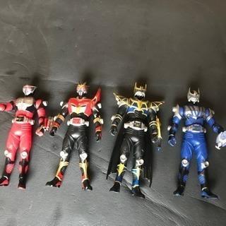 仮面ライダー龍騎シリーズ