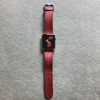 Apple Watch series 2 42mm ステンレス
