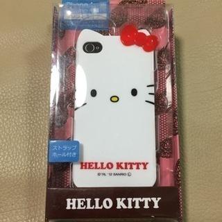iPhone4・iPhone4s ケース カバー ハローキティ