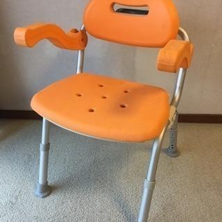パナソニック ユクリア シャワーチェア 介護椅子