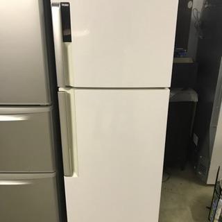 美品 ちょっと大きめ 2ドア 214L 冷蔵庫 白 ハイアール 中古