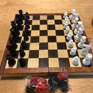 🎰携帯チェスセット