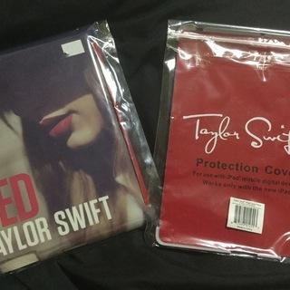 テイラー・スウィフト(Taylor Swift)のiPad…
