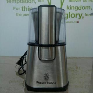 コーヒーグラインダー7660JP  ラッセルホブス
