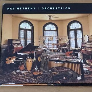 Pat Metheny Orchestrion パット・メセニー