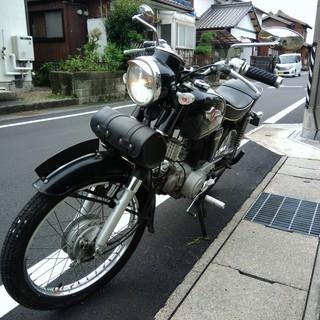 値引き ベンリー50S(改80)  CD50S 交換可 - バイク