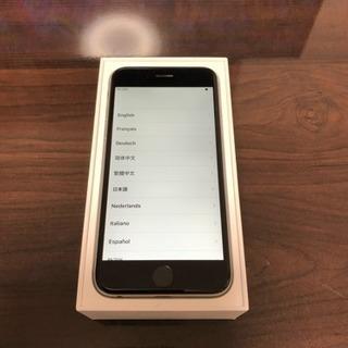 ソフトバンク iPhone6 16GB