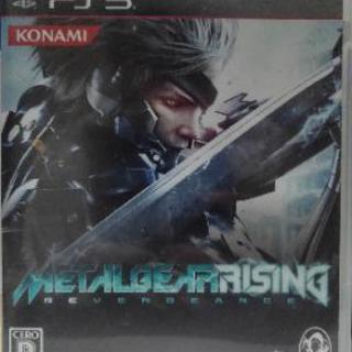 PS3 メタルギア ライジング リベンジェンス