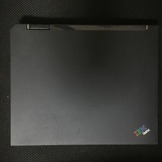 IBM Thinkpad X31 IBMアダプター付