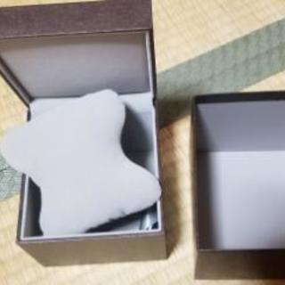 腕時計の空き箱