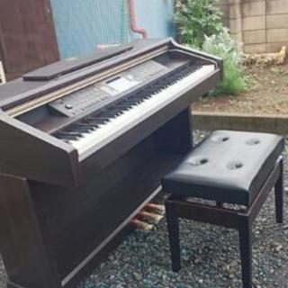 電子ピアノ  YAMAHA。。。。。。