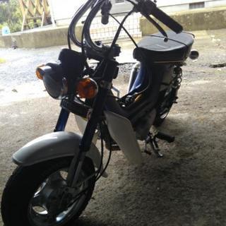 ホンダ シャリー88cc12v 5速 初期型仕様