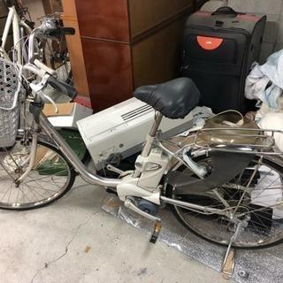 Panasonic 電動自転車 バッテリー8ah3点灯 充電器付き