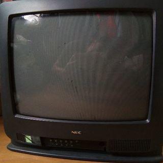 14型ブラウン管テレビ(アナログチューナー)